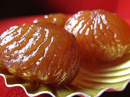 Closeup of marrons glacés in Palermo (5200071943).jpg