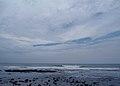 Clouds over Bay of Bengal at Rushikonda Beach 02.JPG