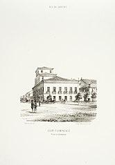Club Fluminense Praça da Constituição