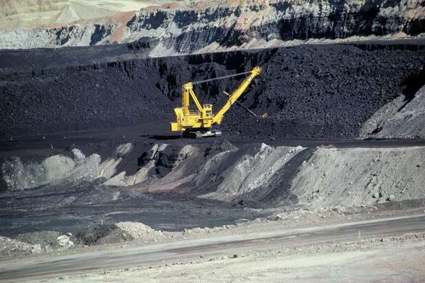 Coal mine Wyoming