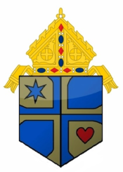 Coat of Arms Diocese of Salina, KS.png