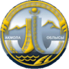 Coat of arms of Akmola Province