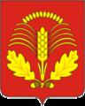 Coat of Arms of Gribanovsky rayon (Voronezh oblast).png