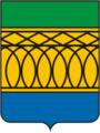 Coat of Arms of Kambarka rayon (Udmurtia) (2000).png