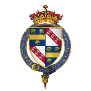 William de la Pole, 1st Duke of Suffolk 15th-century English noble