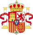Coat of Arms of Spain (1874-1931) Pillars of Hercules Variant.svg