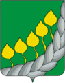 Coat of Arms of Ugra volost (Kaluga oblast).png
