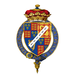 Coat of arms of Charles Fitzroy, 2nd Duke of Cleveland, 1st Duke of Southampton, KG.png