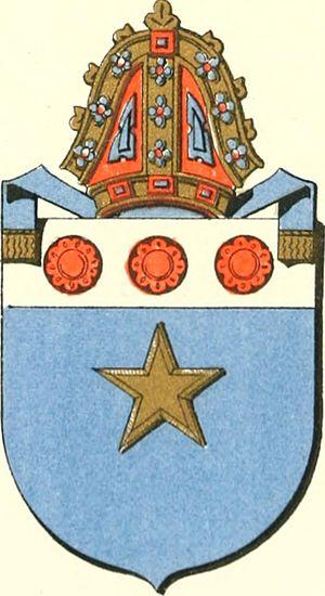 David Arnot - Coat of arms of David Arnot