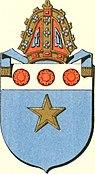 Coat of arms of David Arnot, Bishop of Galloway.jpg