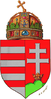 Coat of Arms of Hungary Historic Design.png