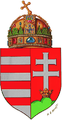 Coat of arms of Hungary (historic design).png
