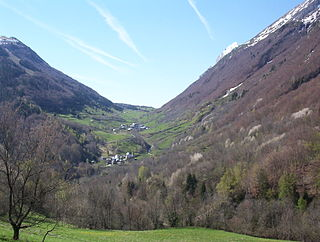 Col dOrnon mountain pass