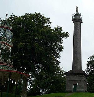 Enniskillen - Cole's Monument
