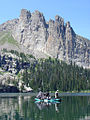 Collecting Colorado River cutthroat trout (5015522310).jpg