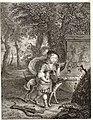 Collection de cent-vingt estampes, gravée d'après les tableaux and dessins qui composoient le cabinet de m. Poullain précédée d'un abrégé historique de la vie des auteurs qui la composent Cette suite (14592139288).jpg
