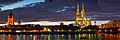 Cologne Rheinufer Frankenwerft Abend.jpg