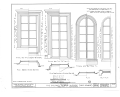 Colonel McNeal House, Union and Bills Streets, Bolivar, Hardeman County, TN HABS TENN,35-BOL,1- (sheet 10 of 16).png