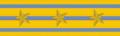 Colonel rank insignia (Mengjiang).png