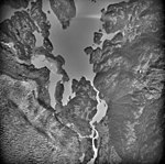Columbia Glacier, Heather Island, Side Edge of Calving Terminus, August 25, 1969 (GLACIERS 1015).jpg