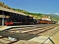 Comboio histórico na Estação Ferroviária do Tua (3300093141).jpg