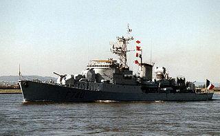 <i>Commandant Rivière</i>-class frigate