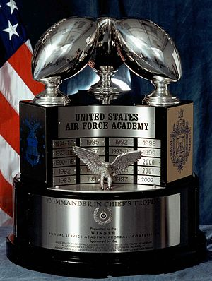 Commander-in-Chief's Trophy - Commander in Chief's Trophy