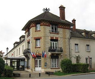 Compans Commune in Île-de-France, France