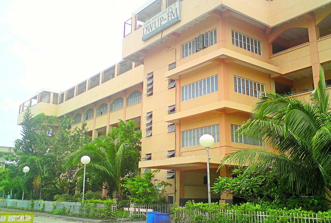 Wesleyan University Philippines Wikiwand