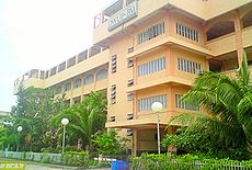 Wesleyan University Philippines - Wikipedia, the free encyclopedia