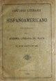 Concurso literario hispanoamericano - Academia Literaria del Plata.pdf
