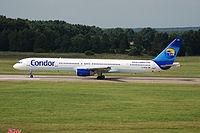 D-ABOK - B753 - Condor