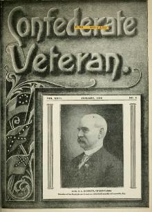 Confederate Veteran volume 26.djvu