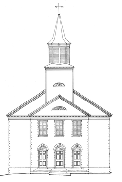 Congregational Church, New Preston, Washington (Litchfield County, Connecticut).png