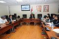 Congresista Jaime Delgado con funcionarios de Indecopi y del Ministerio de Educación (6924885421).jpg