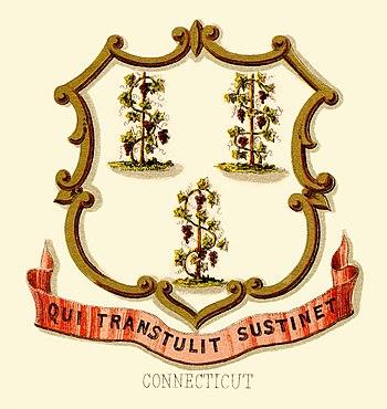 Connecticut arması