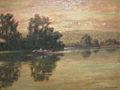 Constantin Aricescu - Rasarit de soare pe lac.jpg