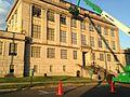 Construction Outside 724 McNeill Street, Shreveport.JPG
