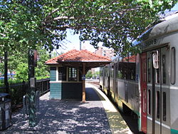 Coolidge Corner MBTA station, Coolidge Corner MA.jpg