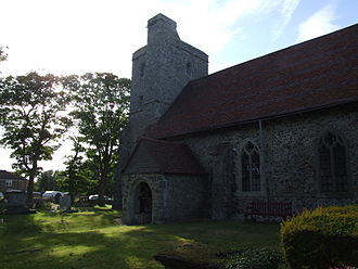 Grade I listed buildings in Medway - Image: Cooling Church 6509