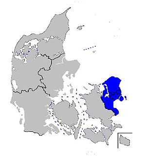 Copenhagen metropolitan area - Copenhagen Metropolitan Area consists of the four provinces Copenhagen City, Outer Copenhagen, Northern Zealand and Eastern Zealand, marked in blue colour at this map. OECD means this area should be larger, and have more than 2,400,000 inhabitants