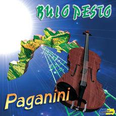 Copertina del disco Paganini