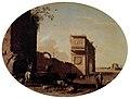 Cornelis van Poelenburch - Roman Ruins - WGA18013.jpg