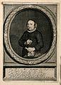 Cornelis van der Ploegh. Line engraving. Wellcome V0005990.jpg