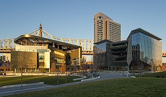 Cornell Tech - The Bloomberg Center, the House, and the Tata Innovation Center