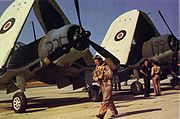 Corsair Mk1 Quonset Point 1943
