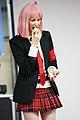 Cosplayer of Amu Hinamori, Shugo Chara! at Paris Manga 20100207.jpg