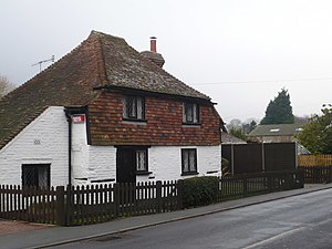 Fordwich - Cottage dated 1650