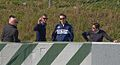 Coulthard and Kubica Testing 2009.jpg