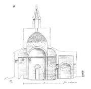 Coupe.chapelle.abbaye.Montmajour